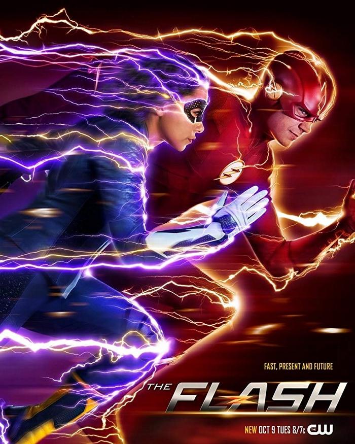 플래쉬 The Flash 시즌5 1-10화